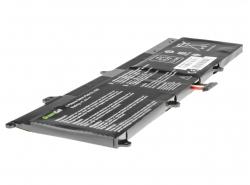 Green Cell ® Laptop Akku C21-X202 für Asus X201E F201E VivoBook F202E Q200E S200E X202E
