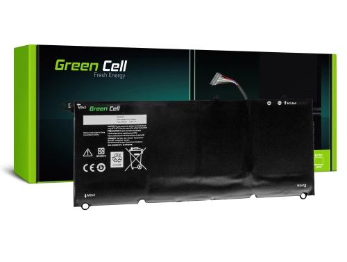 Green Cell Laptop Akku 90V7W JD25G für Dell XPS 13 9343 9350 P54G P54G001 P54G002
