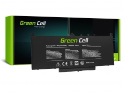 Green Cell ® Laptop Akku J60J5 für Dell Latitude E7270 E7470