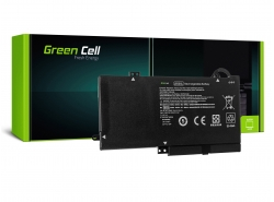 Akku Green Cell ® LE03XL HSTNN-UB6O 796220-541 796356-005 für HP Envy x360 15-W M6-W, HP Pavilion x360 13-S 15-BK