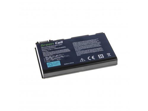 Green Cell ® Laptop Akku GRAPE32 TM00741 TM00751 für Acer TravelMate 5220 5520 5720 7520 7720 Extensa 5100 5220 5620 5630 14.8V