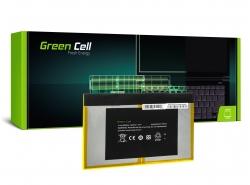 Grüne Zelle Batterie Green Cell ® A1484 für Apple iPad Luft 1 Generation A1474 A1475 A1476