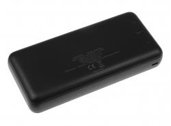 Wireless Power Bank RDY 10000mAh QI 2x USB USB-C