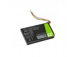 Baterie Green Cell ® 361-00056-01 pro Garmin Nuvi 53 53LMT 55 55LM 56 65 65LM 66 66LM, Li-Ion 1100mAh 3.7V