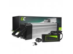 Baterie Green Cell Silverfish 48V 14.5Ah 696Wh pro elektrické kolo e-kolo Pedelec