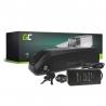 Green Cell ® Akku Batterie Down Tube 36V 17Ah 612Wh für Elektrofahrrad E-Bike Pedelec