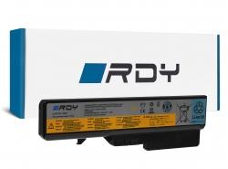 RDY Laptop Akku L09L6Y02 für Lenovo B575 G560 G565 G570 G575 G770 G780, IdeaPad Z560 Z570 Z585