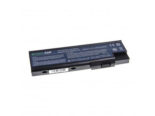 Green Cell ® Laptop Akku LIP-6198QUPC LIP-8208QUPC für Acer Aspire 5620 7000 9300 9400 TravelMate 5100 5110 5610 5620 11.1V