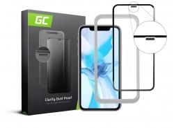 GC Clarity Dust Proof Schutzglas für Apple iPhone 11