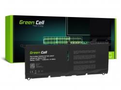 Green Cell Laptop Akku DXGH8 für Dell XPS 13 9370 9380 Dell Inspiron 13 3301 5390 7390 Dell Vostro 13 5390