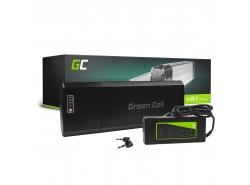 Dobíjecí baterie Green Cell zadní stojan 24V 13Ah 312Wh pro elektrické kolo E-Bike Pedelec