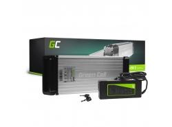 Akku Batterie Green Cell Rear Rack 36V 14.5Ah 522Wh für Elektrofahrrad E-Bike Pedelec