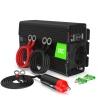Green Cell® Wechselrichter Spannungswandler 24V auf 230V 300W/600W Reiner sinus
