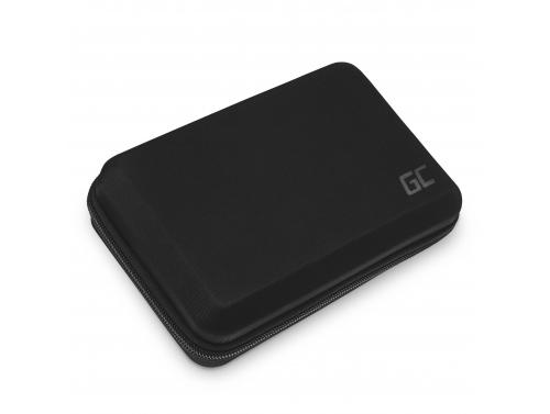 Veranstalter, Green Cell GC PowerCase Reisetasche für Zubehör