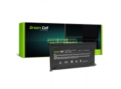 Green Cell Laptop Akku WDX0R für Dell Inspiron 13 5368 5378 5379 15 5567 5568 5570 5578 5579 7560 7570 Vostro 14 5468 15 5568