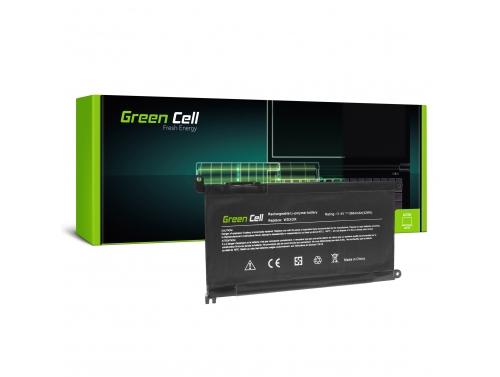 Green Cell Laptop Akku WDX0R für Dell Inspiron 13 5368 5378 5379 15 5567 5568 5570 5578 5579 7560 7570 Vostro 14 5468 15 5568