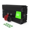 Green Cell® Wechselrichter Spannungswandler 24V auf 230V 1500W/3000W Reiner sinus