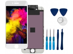 LCD Display Touch Screen for Apple iPhone 6 White + tools