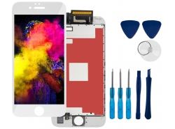 LCD Display Touch Screen for Apple iPhone 6S White + tools