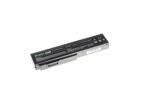 Green Cell ® Laptop Akku A32-M50 A32-N61 für Asus G50 G51 G60 M50 M50V N53 N53SV N61 N61VG N61JV