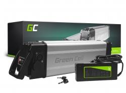 Baterie Green Cell Silverfish 24V 11.6ah 278Wh pro elektrické kolo e-kolo Pedelec