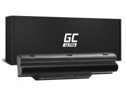 Green Cell ULTRA FPCBP250 baterie pro Fujitsu-Siemens LifeBook A530 A531 AH530 AH531