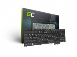 Green Cell ® Tastaturen für Laptop Samsung R519 R525 R530 R528 R538 R540 R610 R620 R719 RV508 RV510