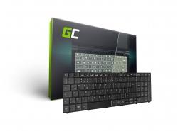 Green Cell ® Tastatur für Laptop Acer Aspire E1-521 E1-531 E1-531G E1-571 E1-571G QWERTZ DE