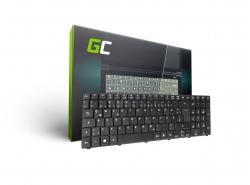 Klávesnice Green Cell ® pro notebook Acer Aspire 5338 5738 5741 5741G 5742