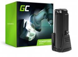 Nabíjecí baterie Green Cell® (2Ah 3.6V) 2607336241 BAT504 pro Bosch GSR GBA 3.6 PRODRIVE Mx2Drive