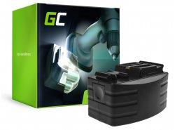 Batterie Akku (3Ah 12V) 489003 489731 BPH12T Green Cell für Festool TDD 12 ES FX MH
