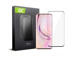 Schutzglas für Xiaomi Mi 10 Pro edge glue GC Clarity Panzerglas Schutzfolien Displayschutz 9H Härte