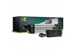 Baterie Green Cell Silverfish 24V 8.8Ah 211Wh pro elektrické kolo e-kolo Pedelec