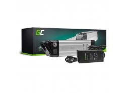 Baterie Green Cell Silverfish 36V 8.8Ah 317Wh pro elektrické kolo e-kolo Pedelec