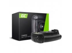 Grip Green Cell MB-D18 für die Nikon D850 Kamera