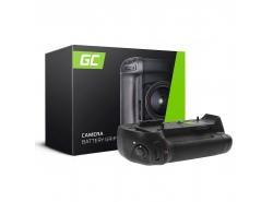 Grip Green Cell MB-D12H für die Nikon D800 D800E D810 D810A Kamera