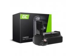 Grip Green Cell BG-2F für die Nikon D3100 D3200 Kamera