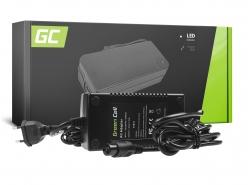 Green Cell ® Nabíječka pro elektrická kola, zástrčka: 3 piny, 29,4V, 2A