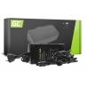 Green Cell ® Ladegerät für Elektrofahrräder, Stecker: 3 Pin, 29.4V, 2A