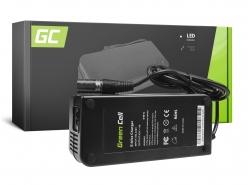 Green Cell ® Ladegerät für Elektrofahrräder, Stecker: Cannon, 42V, 4A
