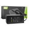 Green Cell ® Ladegerät für Elektrofahrräder, Stecker: 3 Pin, 42V, 4A