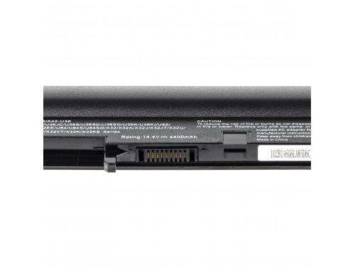 Green Cell ® Laptop Akku A41-U36 A42-U36 für Asus U32 U32U U32JC X32 U36 U36J U36S U36JC U36SG