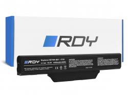 RDY Baterie HSTNN-IB51 HSTNN-LB51 pro HP 550 610 615 Compaq 550 610 615 6720 6720s 6730s 6735s 6800s 6820s 6830s