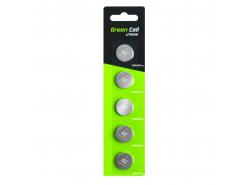 Green Cell 5x CR2430 Lithiumbatterie Batterie 3V 290mAh