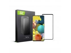 Schutzglas für Samsung Galaxy A51 GC Clarity Panzerglas Schutzfolien Displayschutz 9H Härte