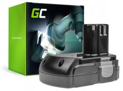 Green Cell ® Akku für Hitachi BCL1815 C18DL 18V 1.5Ah