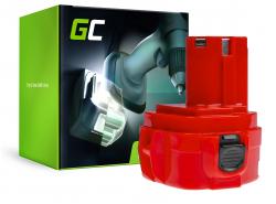 Baterie Green Cell ® 1220 1222 PA12 pro nářadí Makita 1050D 4191D 6270D 6271D 6316D 6835D 8280D 8413D 8434D