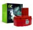 Green Cell ® Akku 1822 1833 PA18 für Werkzeug Makita 4334D 6343D 6347D 6349D 6390D 8390D 8391D
