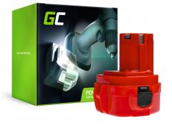 Green Cell ® Battery Tool pro Makita 1220 1222 1050D 4191D 6271D 6835D 8413D