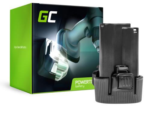 Green Cell ® Akkuwerkzeug für Makita BL1013 DF030D DF330D TD090D JV100DWE